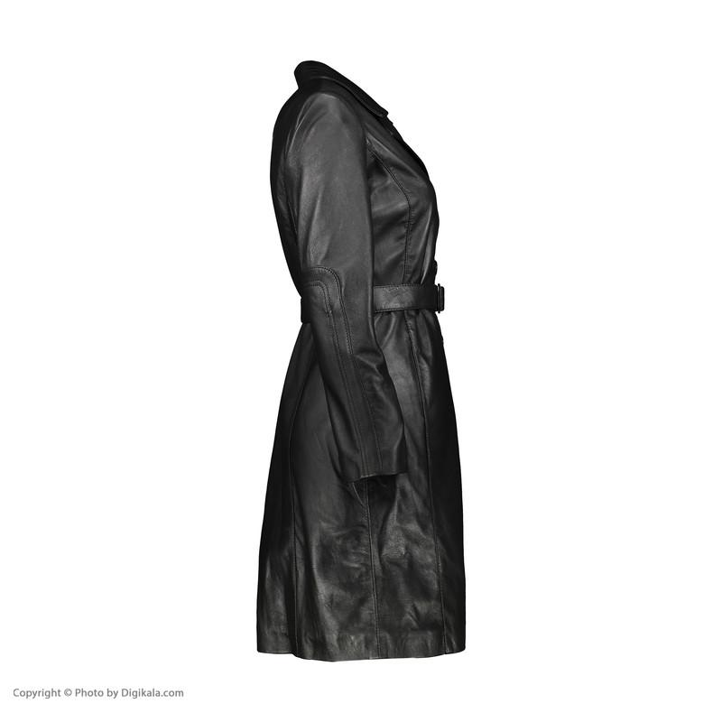کت چرم زنانه شیفر مدل 2806-1