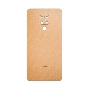 برچسب پوششی ماهوت مدل Titanium-Fiber مناسب برای گوشی موبایل هوآوی Mate 20 X