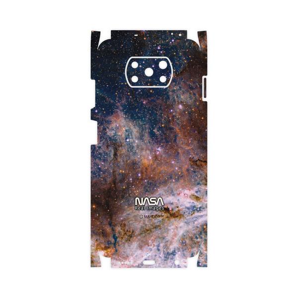 برچسب پوششی ماهوت مدل Universe-by-NASA-6-FullSkin مناسب برای گوشی موبایل شیائومی Poco X3 NFC