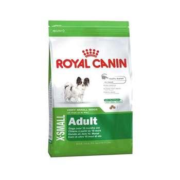 غذای خشک سگ رویال کنین مدل X Smalll وزن ۱/۵ کیلوگرم