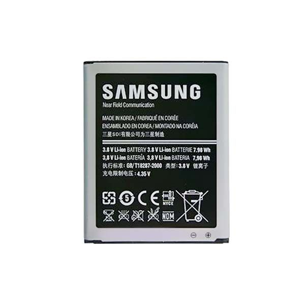 باتری موبایل مدل EB-L1G6LLUTRظرفیت 2100 میلی آمپر ساعت مناسب برای گوشی سامسونگ galaxy S3