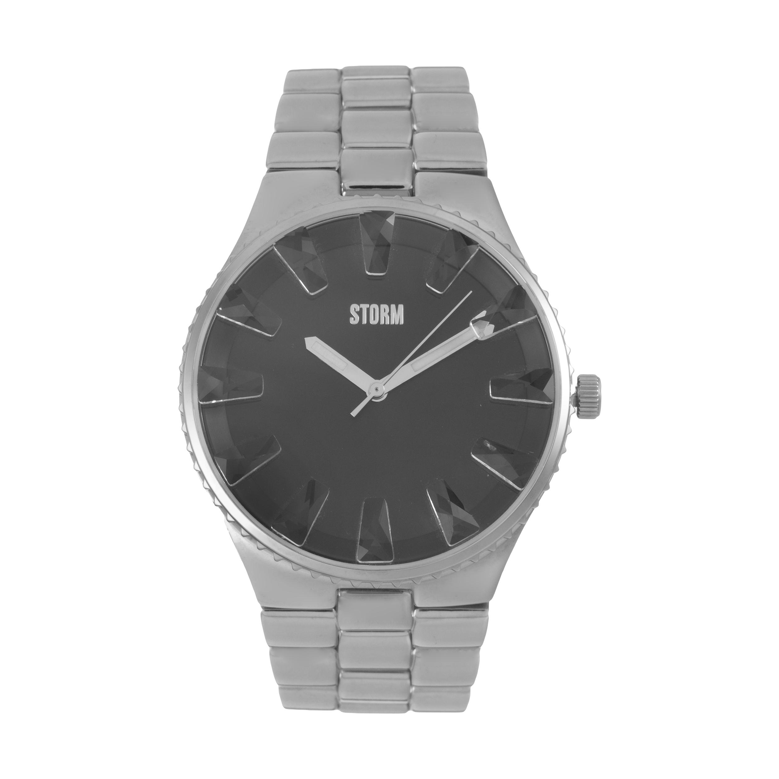 ساعت مچی عقربه ای زنانه استورم مدل ST 47149-BK -  - 2
