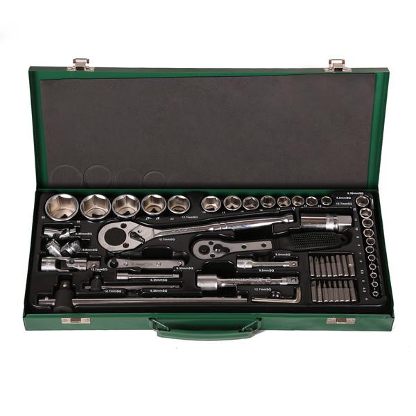 مجموعه 55 عددی جعبه بکس هنستولز مدل 9655M