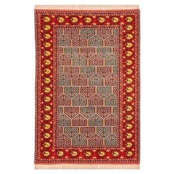 فرش دستباف دو و نیم متری سی پرشیا کد 141077