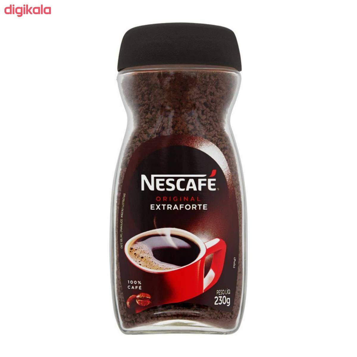 قهوه فوری اکسترافورته نسکافه - ۲۳۰ گرم main 1 1