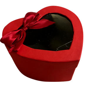 جعبه هدیه مدل قلب کد 010