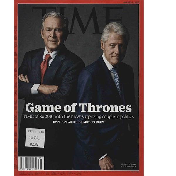 مجله تایم - سوم آگوست 2015