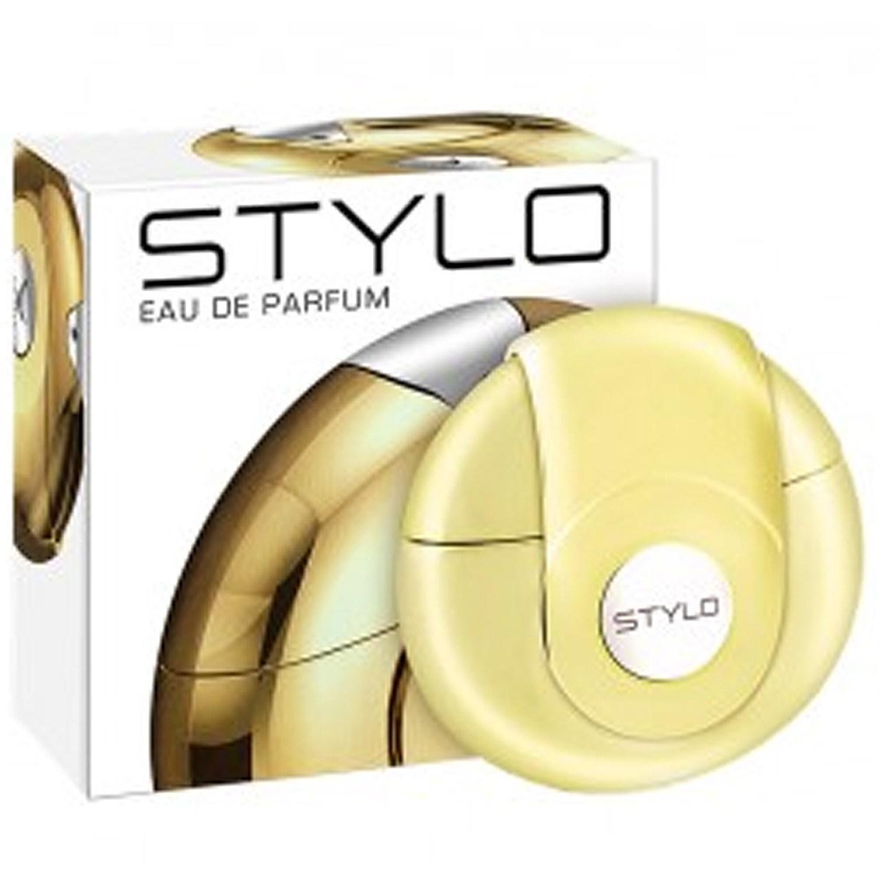 ادو پرفیوم زنانه امپر ویواریا مدل Stylo Pour Femme حجم 80 میلی لیتر