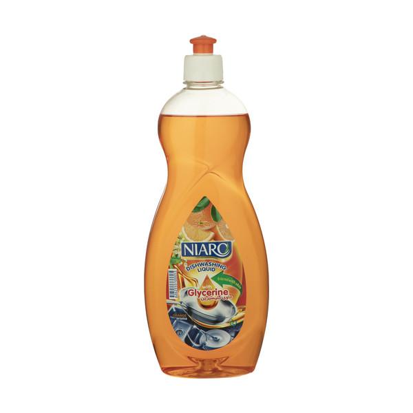 مایع ظرفشویی نیارو مدل پرتقال حجم 750 میلی لیتر