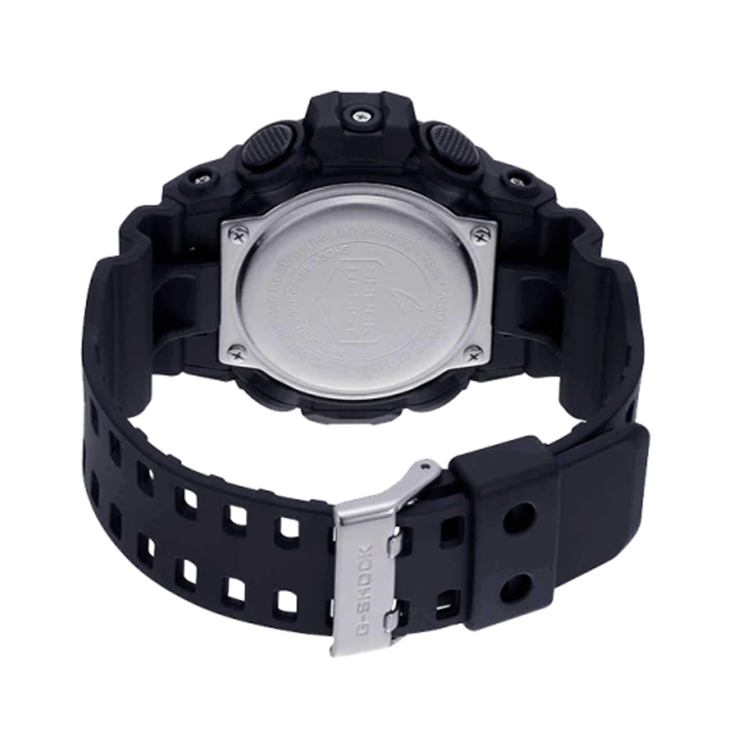 ساعت مچی عقربهای مردانه کاسیو مدل GA-700AR-1ADR