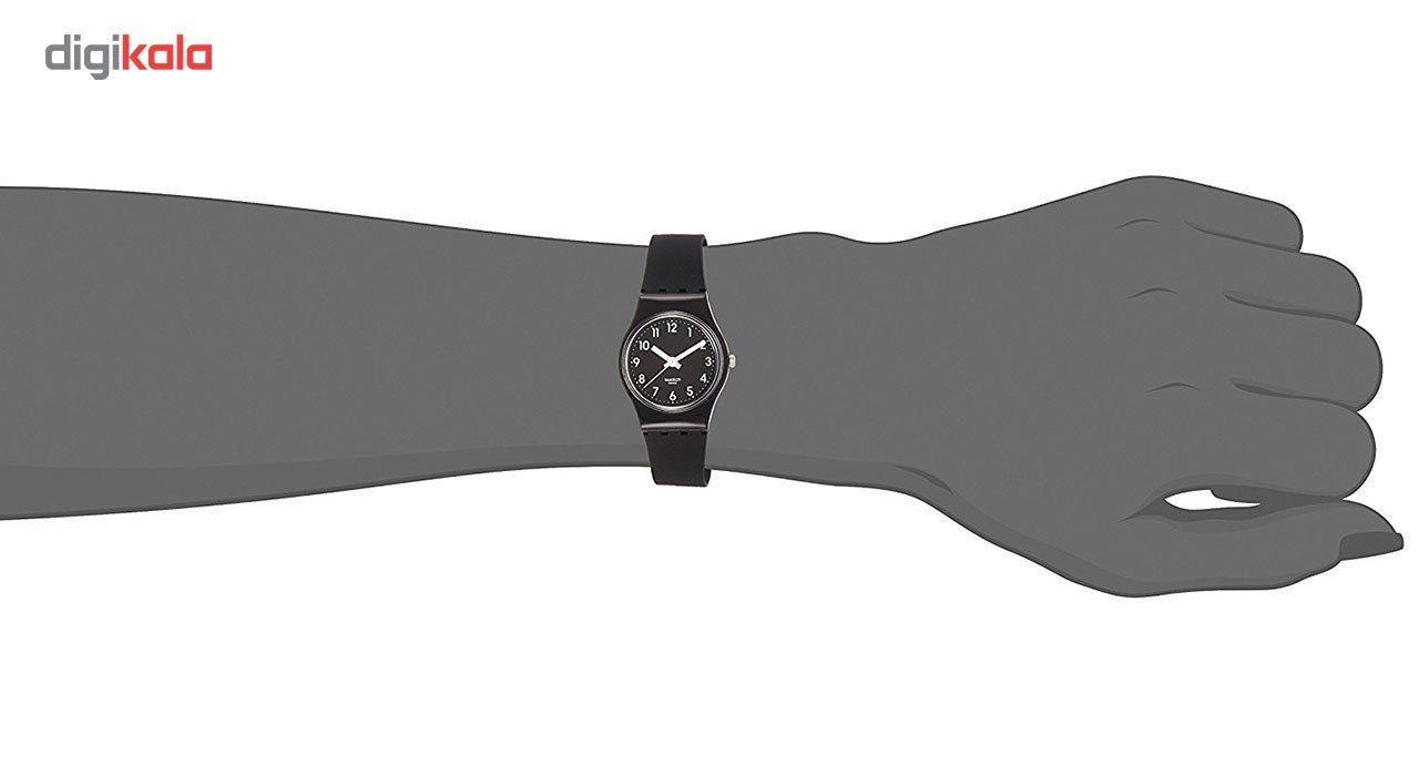 ساعت مچی عقربه ای زنانه سواچ مدل LB170E -  - 2