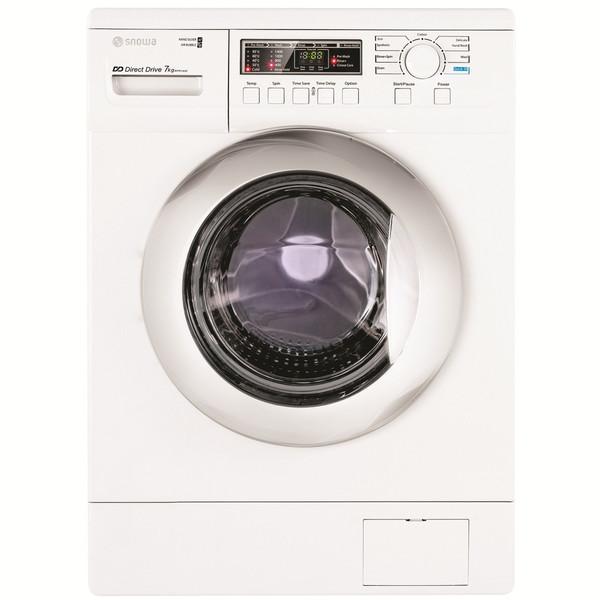 ماشین لباسشویی اسنوا مدل SWD-171N ظرفیت 7 کیلوگرم