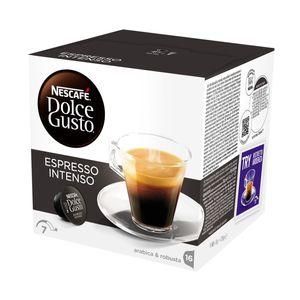 کپسول قهوه دولچه گوستو مدل Espresso Intenso