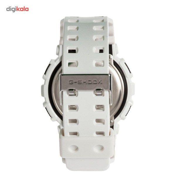 ساعت مچی عقربه ای کاسیو سری جی شاک مدل GA-110GW-7ADR مناسب برای آقایان -  - 2