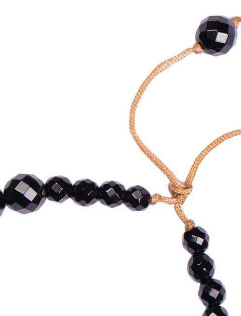 دستبند طلا 18 عیار گرامی گالری مدل B144 -  - 3