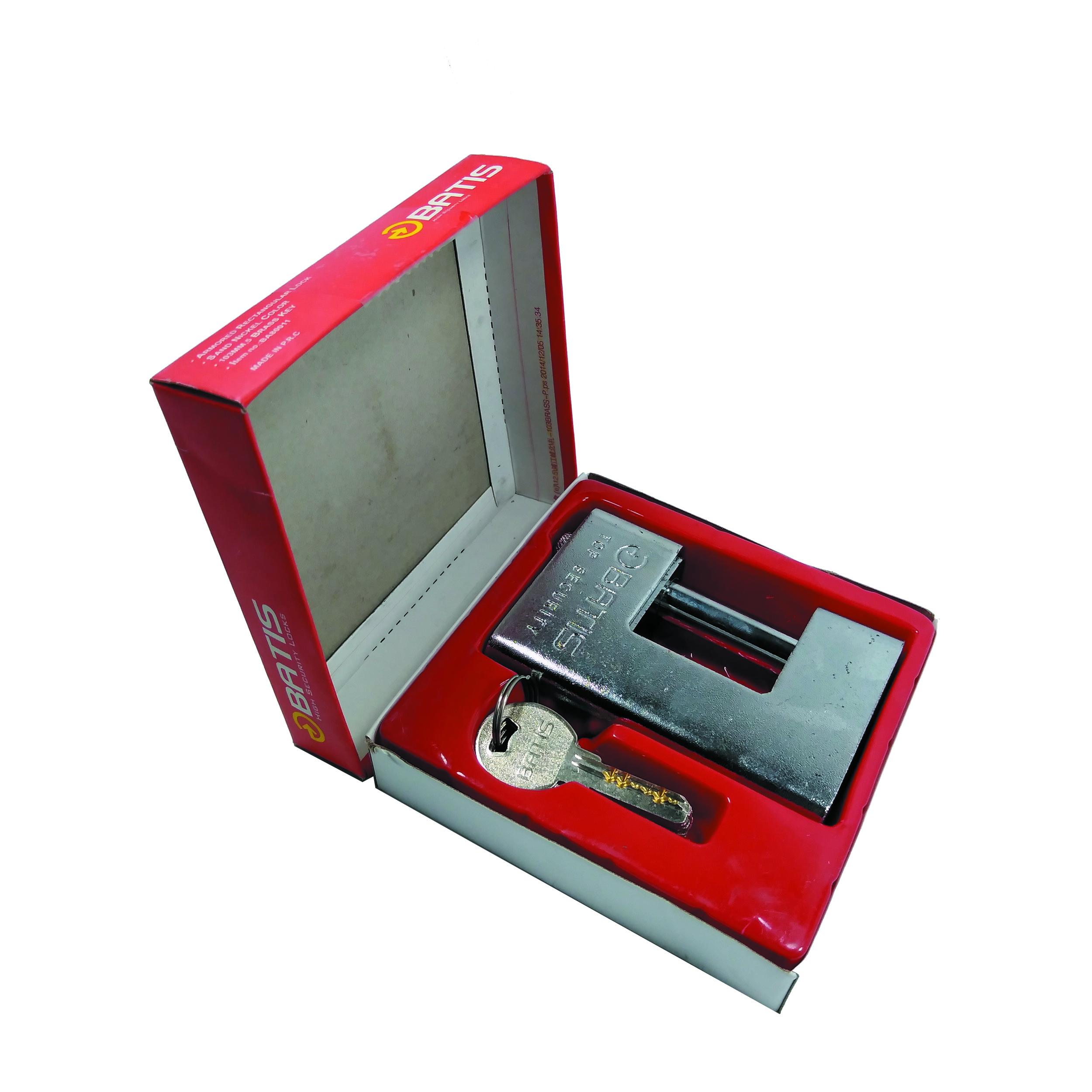 قفل کتابی باتیس مدل T103