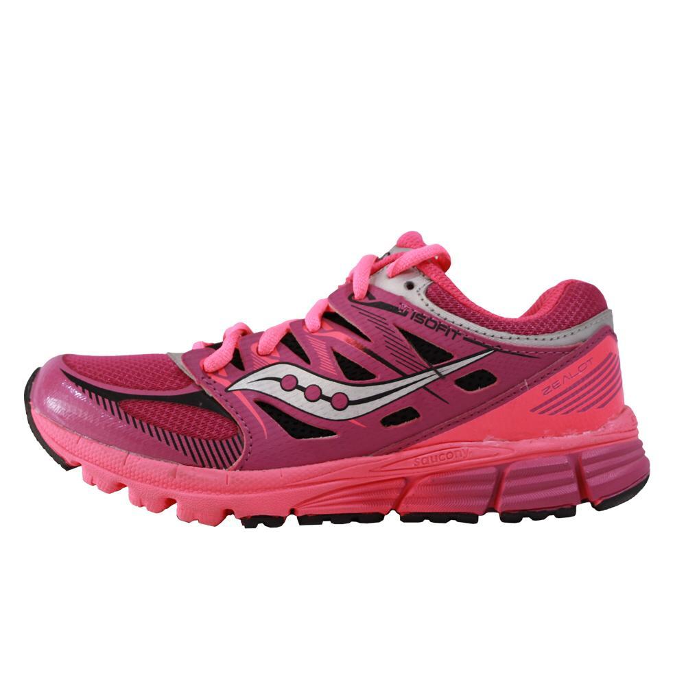 کفش مخصوص دویدن دخترانه ساکنی مدل ZEALOT کد SY54610