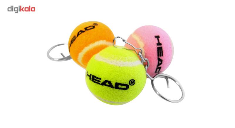 جاکلیدی هد مدل Tennis Ball