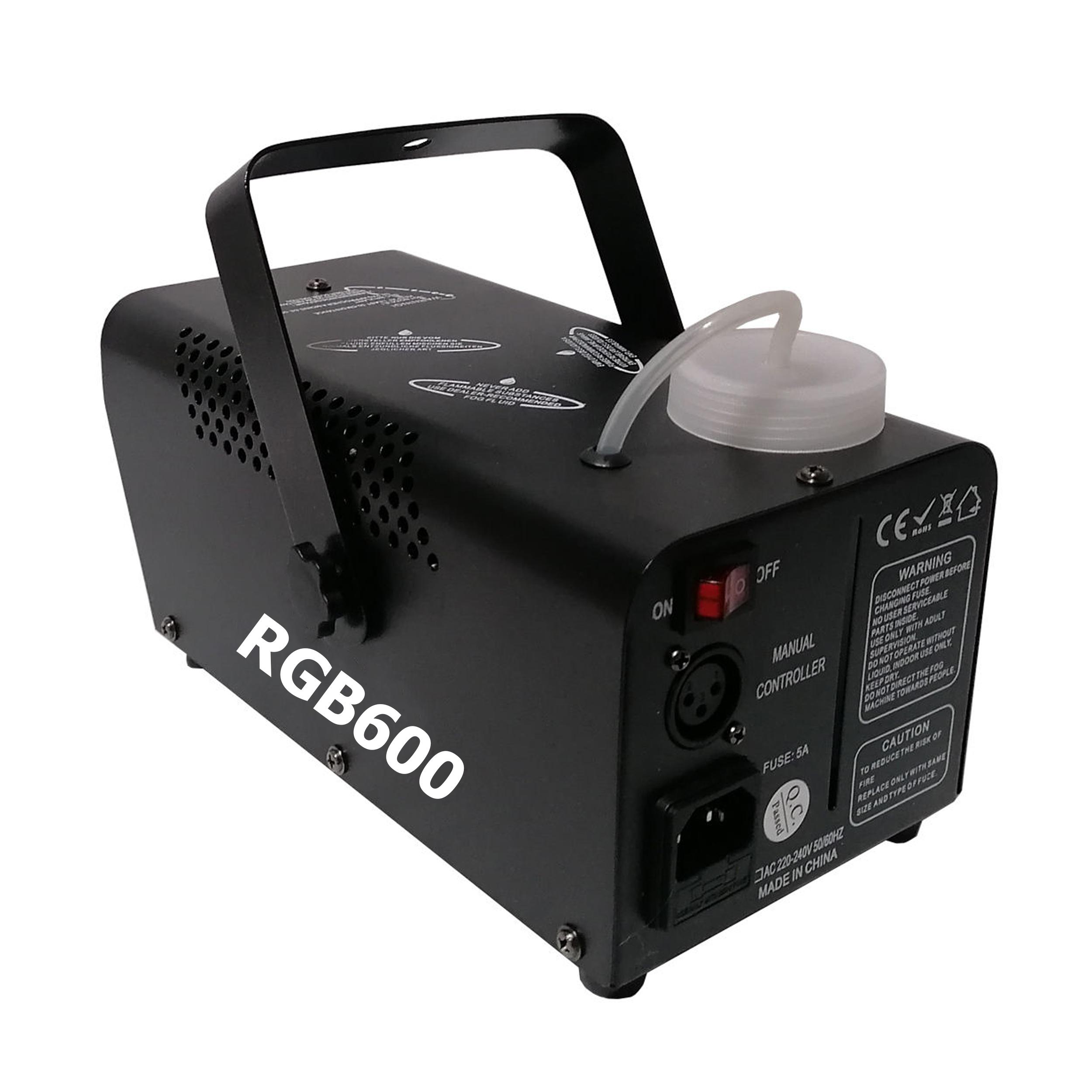 دستگاه مه ساز مدل RGB - 600