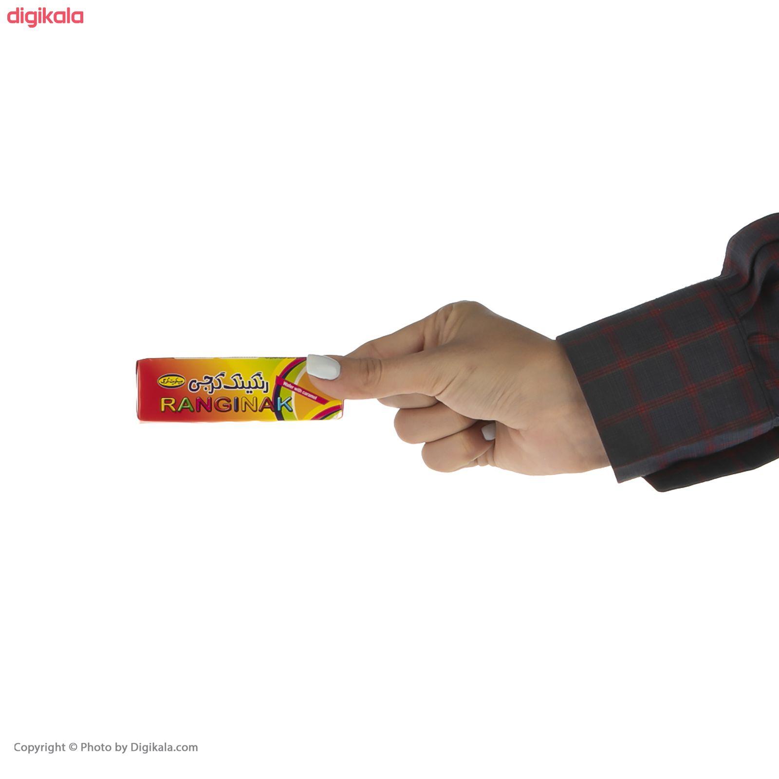 ویفر رنگینک گرجی مقدار 525 گرم بسته ۳۵ عددی main 1 4