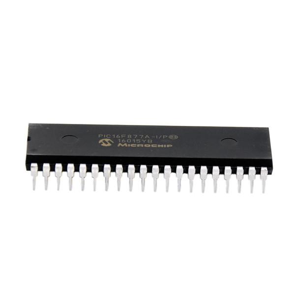 میکروکنترلر میکروچیپ مدل PIC16F877A-I/P