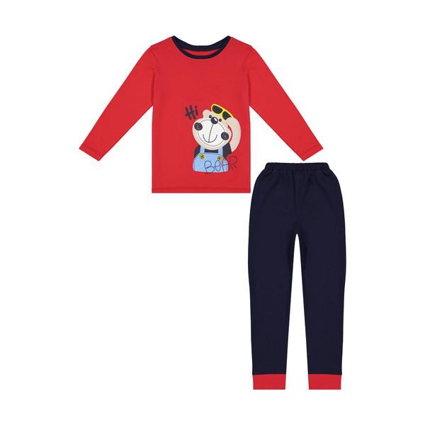 ست تی شرت و شلوار پسرانه ناربن مدل 1521327-72