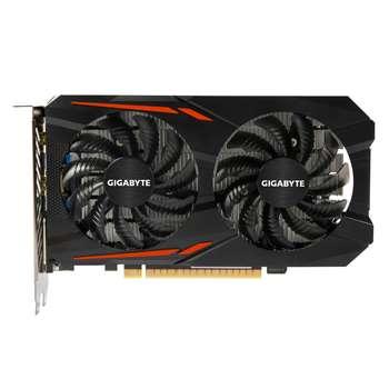 کارت گرافیک گیگابایت مدل GeForce GTX 1050 Ti OC 4G rev. 1.0/rev1.1/rev1.2