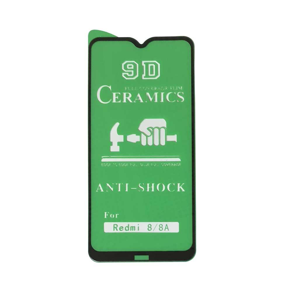 محافظ صفحه نمایش 9D مدل CR-A105 مناسب برای گوشی موبایل شیائومی Redmi 8A