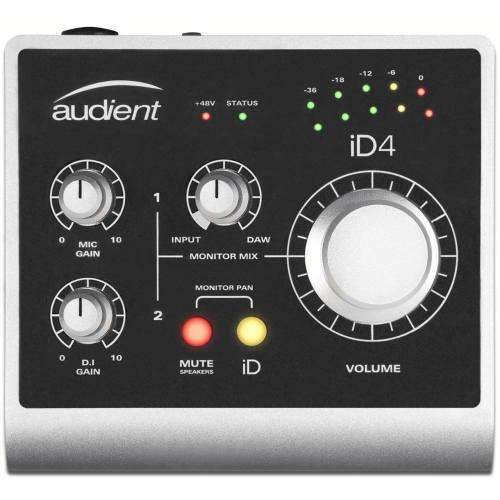 کارت صدای استودیو  آدینت مدل ID4