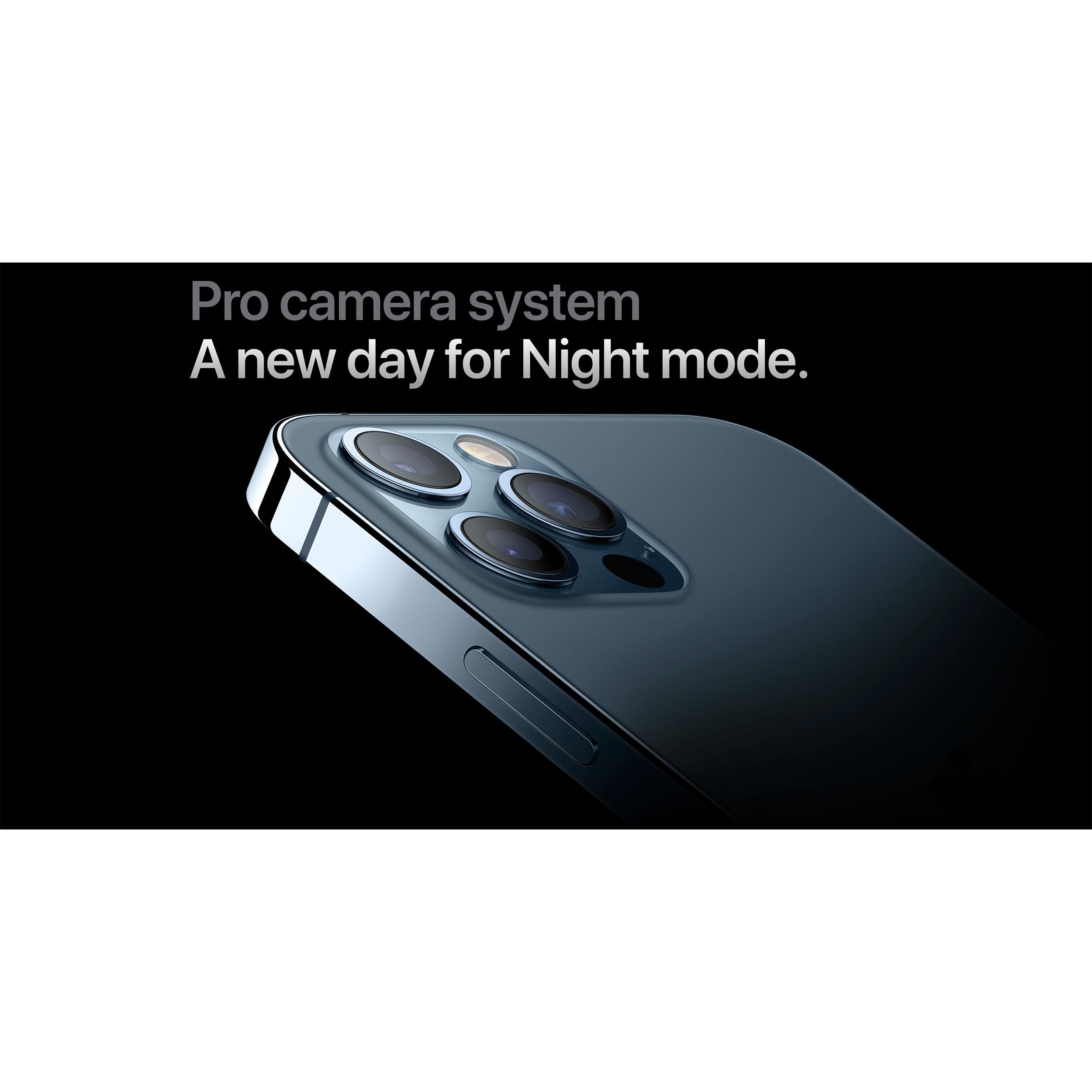 گوشی موبایل اپل مدل iPhone 12 Pro A2408 دو سیم کارت ظرفیت 256 گیگابایت و 6 گیگابایت رم