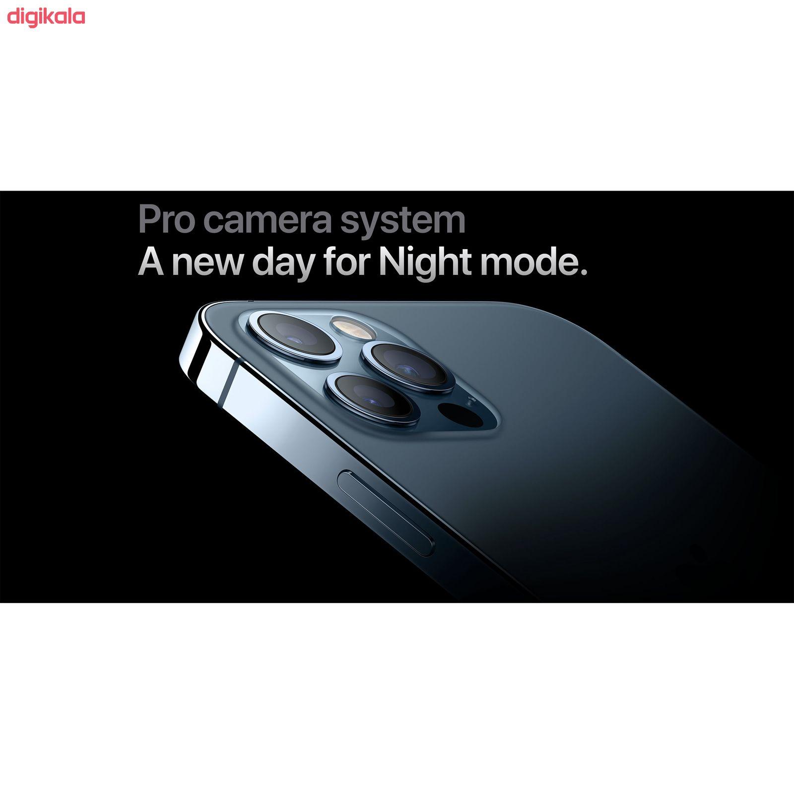 گوشی موبایل اپل مدل iPhone 12 Pro A2408 دو سیم کارت ظرفیت 256 گیگابایت main 1 4