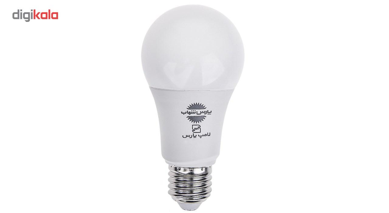 لامپ ال ای دی 9 وات پارس شهاب پایه E27 main 1 1