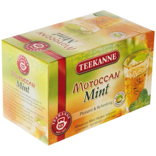 چای کیسه ای تی کانه مدل Moroccan Mint بسته 20 عددی