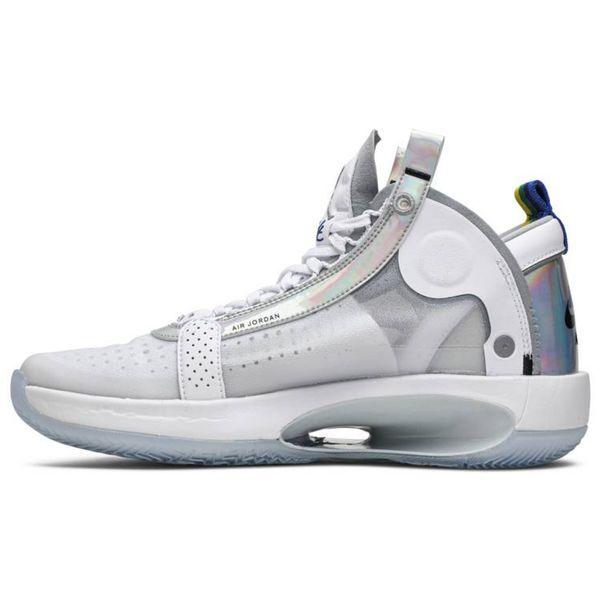 کفش بسکتبال مردانه ایر جردن مدل 34