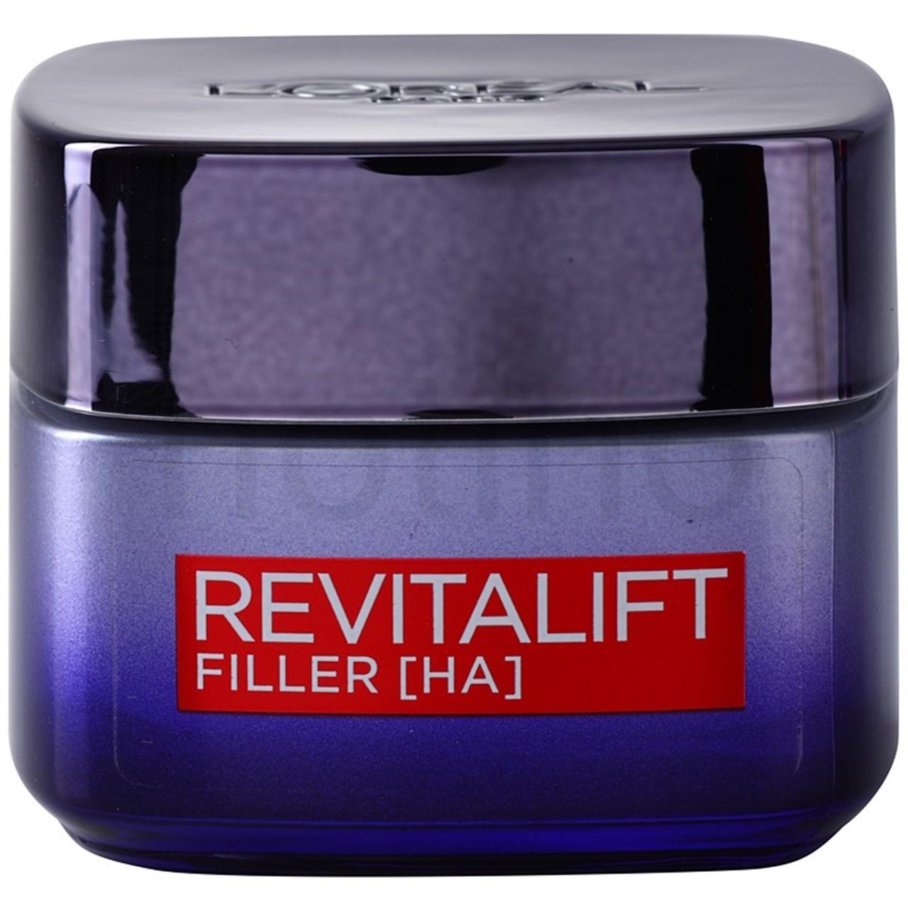 قیمت کرم ضد چروک شب لورآل مدل Revitalift Filler حجم 50 میلی لیتر