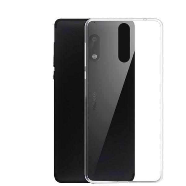 کاور مدل ClearJelly مناسب برای گوشی موبایل نوکیا 8