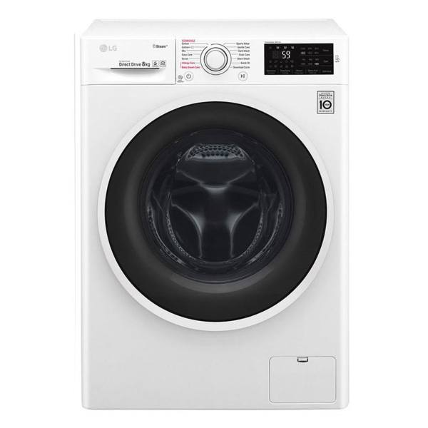 ماشین لباسشویی ال جی مدل WM-843Sظرفیت 8 کیلوگرم | LG WM-843S Washing Machine 8 Kg