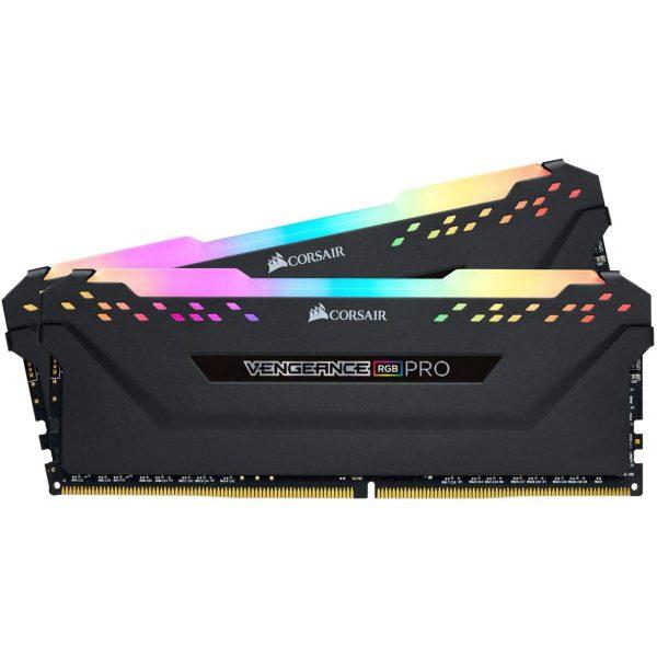 رم دسکتاپ DDR4 دوکاناله 3600 مگاهرتز CL18 کورسیر ظرفیت 32 گیگابایت