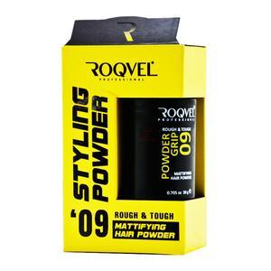 پودر حالت دهنده مو راگول مدل 09 وزن 20 گرم