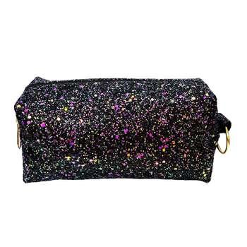 کیف لوازم آرایش زنانه مدل شنپاش
