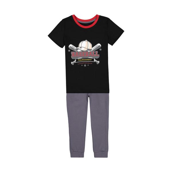 ست تی شرت و شلوار پسرانه ناربن مدل 1521302-99