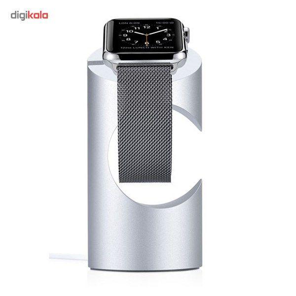 پایه نگهدارنده اپل واچ جاست موبایل مدل Timestand main 1 9