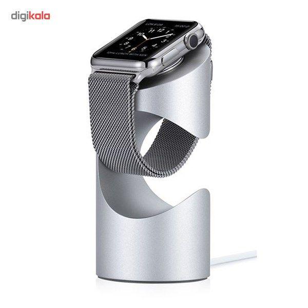 پایه نگهدارنده اپل واچ جاست موبایل مدل Timestand main 1 10