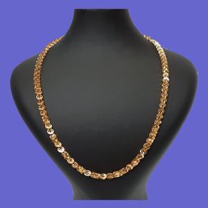 زنجیر طلا 18 عیار زنانه گالری یارطلا مدل ملیسا کد GL13