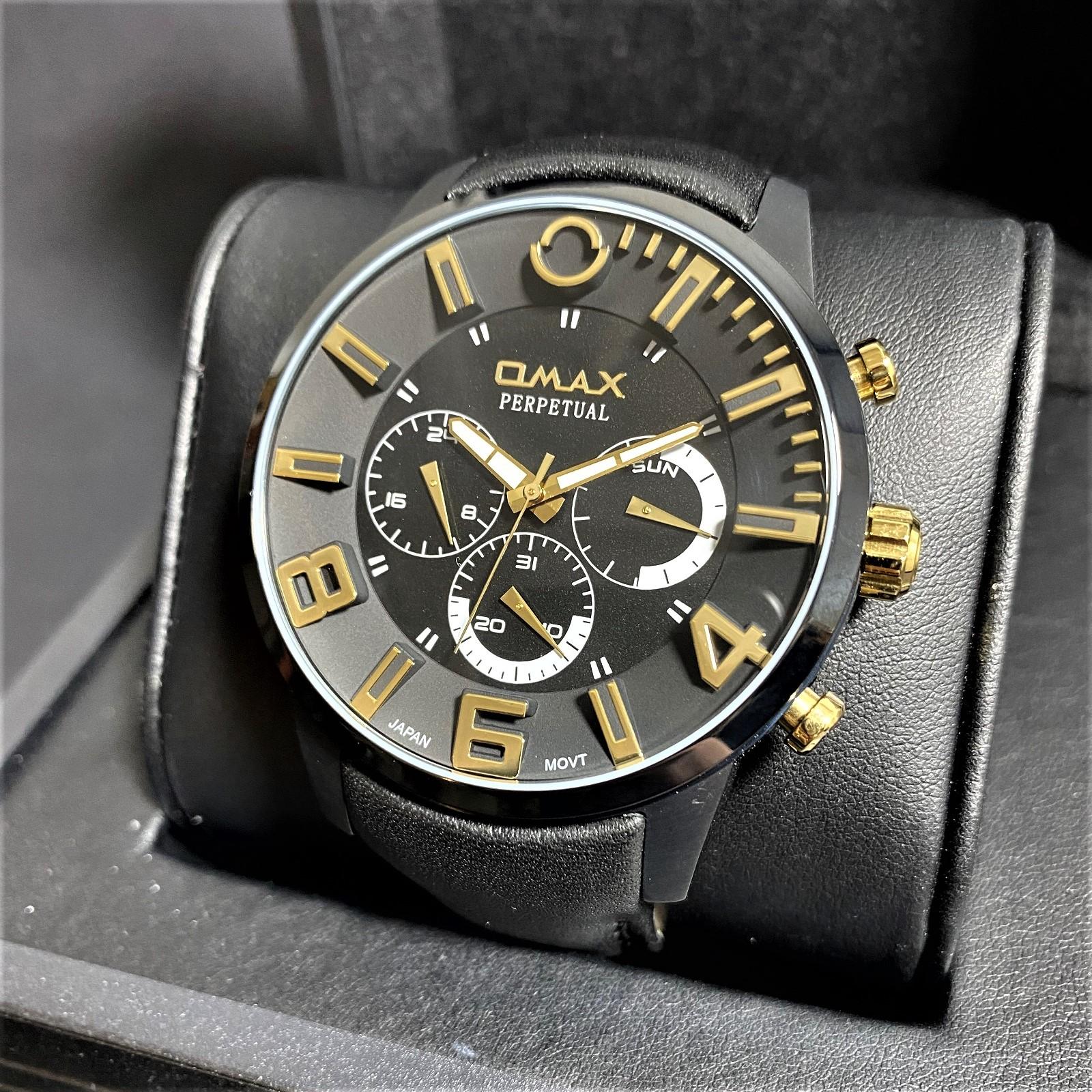 ساعت مچی عقربهای مردانه اوماکس مدل 89SMM22I