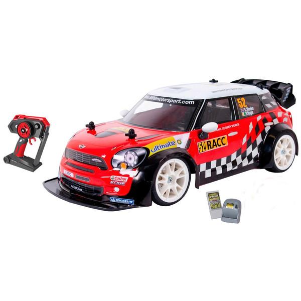 ماشین بازی کنترلی نیکو مدل Mini Country Man WRC EVO-Pro Line