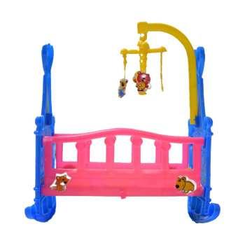 اسباب بازی گهواره عروسک مدل 2562