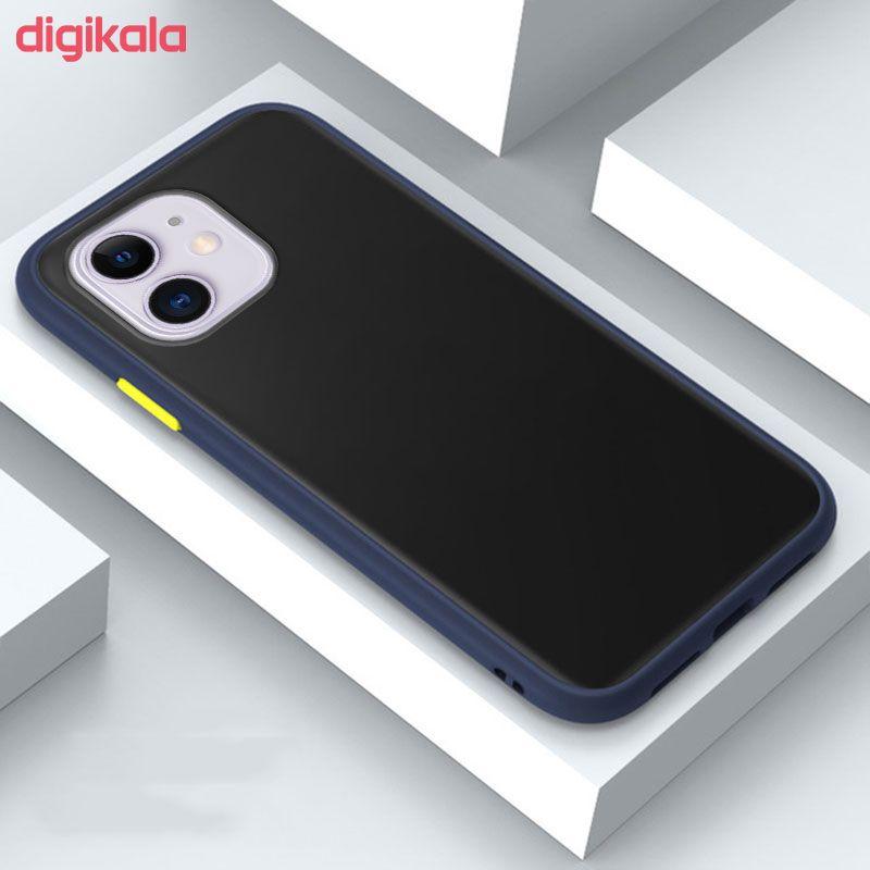 کاور لوکسار مدل G-918 مناسب برای گوشی موبایل اپل iPhone 11 main 1 13