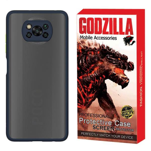 کاور گودزیلا مدل CGMA-LE مناسب برای گوشی موبایل شیائومی POCO X3