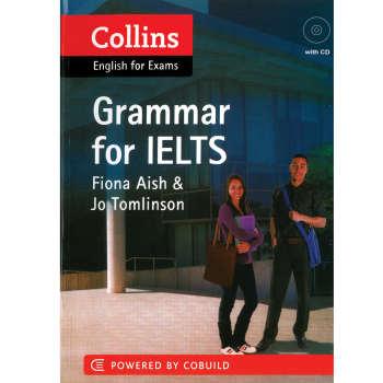 کتاب Collins English For Exams Grammar For Ielts اثر Fiona Aish And Jo Tomlinson انتشارات هدف نوین